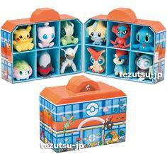 Pokemon Center Plush Doll House 2013 New Year Limited Japan Pikachu Mew Meloetta | eBay