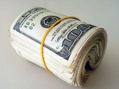 money | Money Roll - $100 Dollar Bills | Flickr - Photo Sharing!