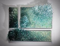 Glassblower's vivid marine sculptures belie a longtime phobia of deep water - Wind & Water: Stiniva
