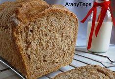 Tönköly kenyérke Diy Food, Kenya, Food To Make, Banana Bread, Rolls, Food And Drink, Products, Healthy Nutrition, Hungarian Recipes