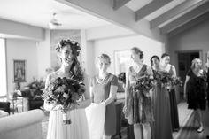 coastsidecouture.com | Wedding at Private Home in Santa Cruz | Mama T Photography | Laughin' Gal Floral | Coastside Couture #santacruzweddings #coastsidecouture