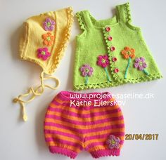 Baby born opskrift nr. 70