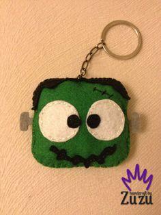 - The Monster of Frankenstein -  İsteğe göre her renk yapılır!  Can make any color by request!  (7.5cmx5cm)