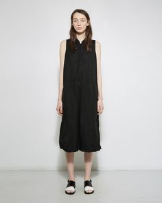 CASEY CASEY | Limited Sleeveless Dress | La Garçonne