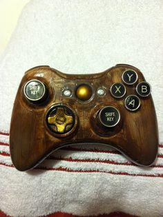 Custom Steampunk Controller (up for bid on eBay)