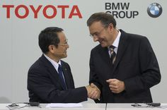 BMW-Toyota joint sports car project is on like Donkey Kong.