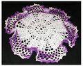 Free Crochet Doily patterns from http://crochet.about.com/od/freecrochetpatterns/tp/Crochet-Doilies-Free-Patterns.htm