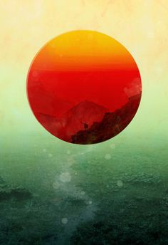 In the end, the sun rises Stretched Canvas by Budi Satria Kwan | Society6