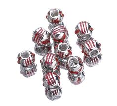 Silver Red Rhinestone Ball European Charms Red Charm Loose Beads Stopper Fit Bracelet http://www.eozy.com/silver-red-rhinestone-ball-european-charms-red-charm-loose-beads-stopper-fit-bracelet.html
