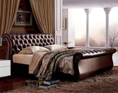 Jennifer Traditional Bed by ESF