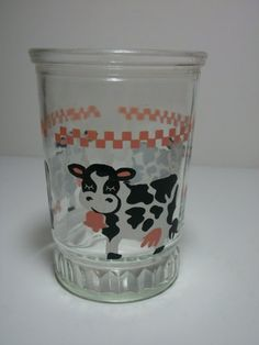 Bama Jelly Jar glasses.