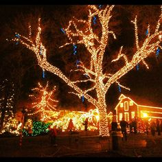 Peddlers Village at Christmas in Bucks County