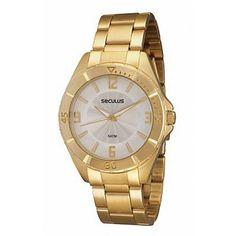Relógio Feminino Seculus 28185LPSPDS2