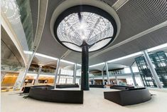 Istanbul Airport, Tower, Ceiling Lights, Lighting, Home Decor, Rook, Decoration Home, Computer Case, Room Decor