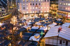 Christmas market in Basel, Switzerland - hope to make it there in November!