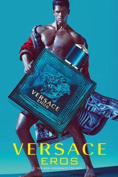 Brian Shimansky for Official Versace 'Eros' Fragrance Campaign.