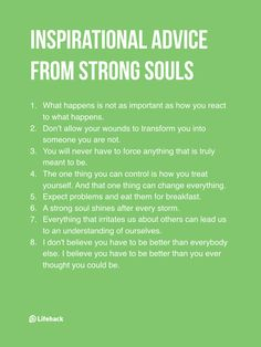 8 Mindsets That Make Extremely Strong Souls