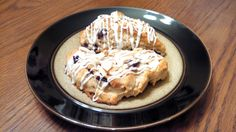 Delicious Low Carb Recipes: Low-Carb Gluten-Free Cherry Almond Scones