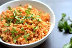 The perfect compliment to your Mexican side dishes! This Cauliflower Spanish Rice is full of flavor and super easy to make! It's hard for me to enjoy my taco bowls, or fajitas without the addition of rice. I love a good taco salad, but sometimes I want that extra texture and flavor of rice all...Read More »