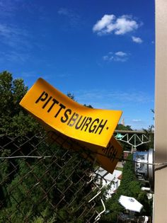 From Greenfield! Courtesy of @kitayars #onlyinpgh