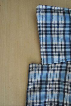 shirt collar patterns