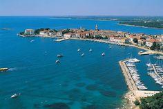 Porec, Istria, Croatia