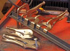 Vise-Grip Locking Pliers and Clamps   www.travers.com