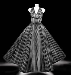 "Haute Couture Sculpture No.2  reused/recycled 35mm film from Charlie Chaplin's  ""Modern Times"" (1936) 