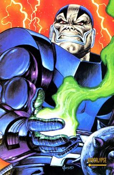 Apocalypse by Joe Jusko