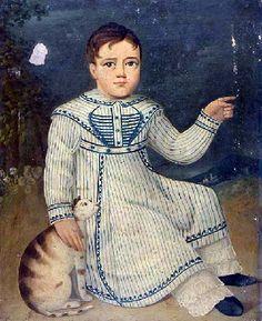 painting 1815-25 (1964.156 John Maddox w/cat English Manchester Galleries