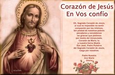 Imágenes religiosas de Galilea: Estampas Corazón de Jesús