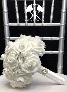 WHITE COMMUNION Bouquet With Glamorous Rhinestone CROSS. Holy COMMUNION Bouquet. White Bouquet. White Communion Bouquet. Pick Rose Crown Centerpiece, Red Centerpieces, Birthday Centerpieces, Birthday Decorations, Aqua Wedding, Bling Wedding, Wedding Make Up, Communion Centerpieces, Baby First Birthday