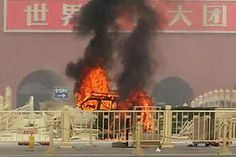 Beijing car attack ours, says Islamist group