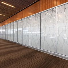 Spotted @duluthairport: 52-foot-long wall of ViviGraphix Graphica glass ft. silhouettes of trees native to Northern Minnesota