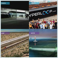 We are the company that is making Hyperloop a reality. Hyperloop Tech is the transportation innovation and solution for the future, creating efficient travel for commerce - for people, cargo and trade.