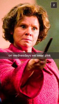 Imagine if the characters from Harry Potter had a Snapchat account. This is exactly what that would look like.