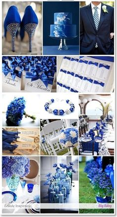 I love this color scheme blue it will be