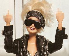 Gaga Barbie.. Awesome