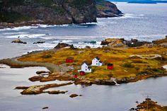 a knife in the ocean Newfoundland Canada, Atlantic Canada, Prince Edward Island, New Brunswick, Nova Scotia, Family History, Labrador, The Past, Ocean