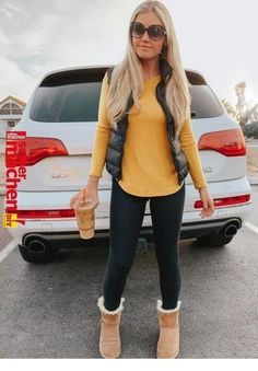 winter outfits sporty 42 Stylish Casual Winter Out - winteroutfits Winter Outfits For Teen Girls, Winter Outfits Women, Winter Fashion Outfits, Look Fashion, Autumn Fashion Women Casual, Fashion Black, Fashion Ideas, Winter Outfits 2019, Unique Fashion