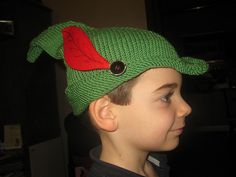 Ravelry: Peter Pan ha un cappello pattern by Cristiana Brenna