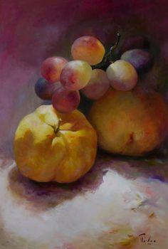 "Série: ""VIDAS SILENCIOSAS"" Series: ""SILENT LIVES""  615 - Oil on canvas - 130x100 cm Artist: Fernando Palma"