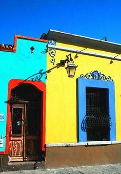 Monterrey, Nuevo León. México  Febrero del 2008  Barrio Antiguo
