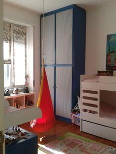 Reading nest #La siesta, bunk bed #Avaroom, changer #Bybo, carpet #IVY.  #LeCivettesulcomò