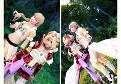 Final Fantasy VI - Terra and Celes Chere
