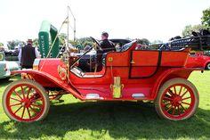 Vintage Model T Ford.1909.