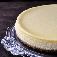 Just a Vanilla Cheesecake - How to Bake the Perfect Cheesecake Every Time