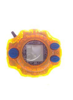 Tamagotchi Digital-Monster (Digimon) Digivice 1999 Clear Orange