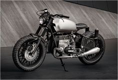 BMW R69S 'Voltron' by Er Motorcycles