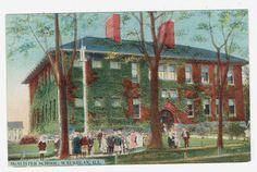 Waukegan Illinois McAlister School building | eBay